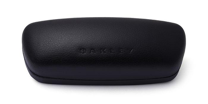 OAKLEY 0OX5115 WINGFOLD EVS Black Rimless Square Eyeglasses for Men