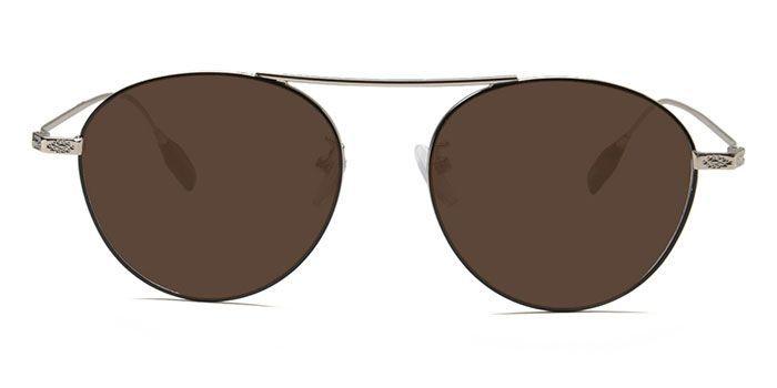 NERDLANE by EyeMyEye E12A1440 Glossy Black Full Frame Round Color Blind Glasses