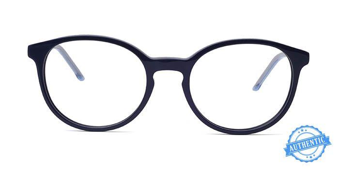SEVENTH STREET Blue Full Frame Round Eyeglasses for Women