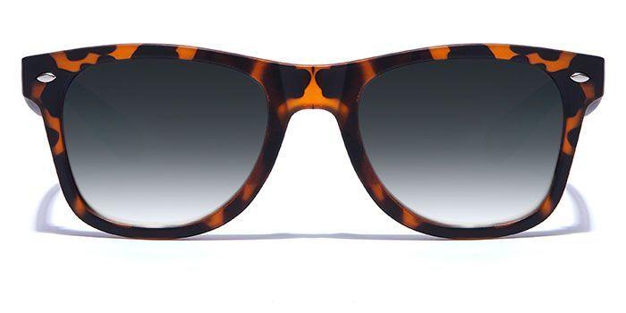ALF by EyeMyEye P20C0031 Tortoise Tinted Retro Square Prescription Sunglasses for Men and Women