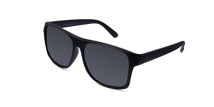 SOIGNEE by EyeMyEye S35C0816 Green Polarized Retro Square Sunglasses for Men and Women
