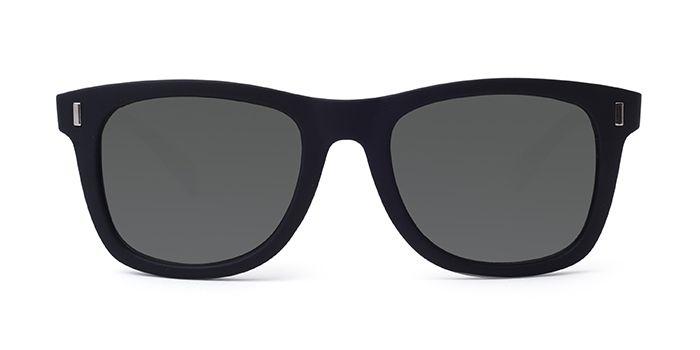SOIGNEE by EyeMyEye S35C1183 Green Tinted RetroSquare Sunglasses for Men and Women